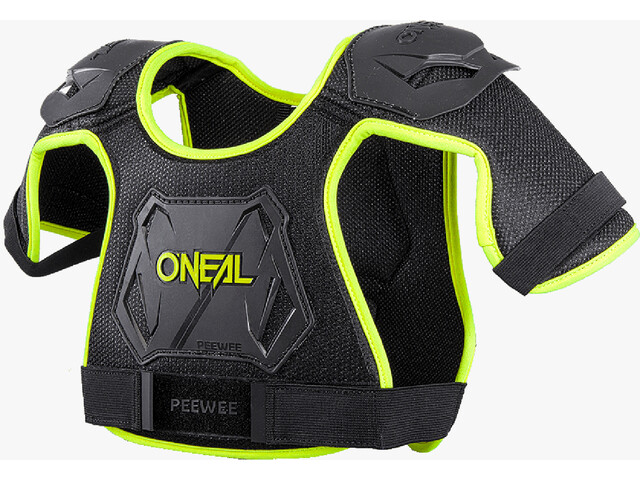 O'Neal Peewee Borstbeschermer Kinderen, neon yellow